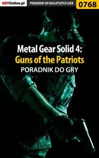 Metal Gear Solid 4: Guns of the Patriots - poradnik do gry - Zamęcki