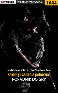 Metal Gear Solid V: The Phantom Pain - sekrety i zadania poboczne - Jacek