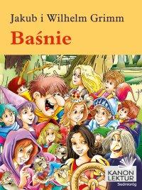Baśnie Grimm - Opracowanie zbiorowe , Jacob and Wilhelm Grimm