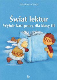 Świat lektur 3 - Wiesława Gierat