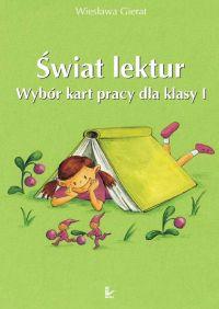 Świat lektur 1 - Wiesława Gierat