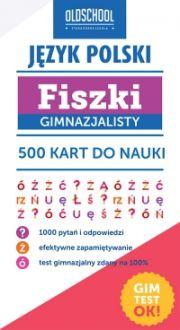 Język polski. Fiszki gimnazjalisty. 500 kart do nauki - Paweł Pokora