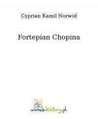 Fortepian Chopina - Cyprian Kamil Norwid