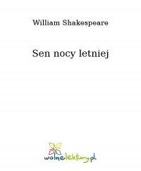 Sen nocy letniej - William Shakespeare, William Shakespeare