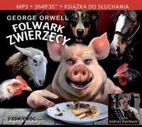 Folwark Zwierzęcy - George Orwell, Andrzej Wasilewski