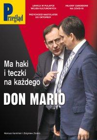 Przegląd nr 41/2020 - Jerzy Domański