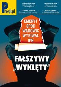 Przegląd nr 9/2021 - Jerzy Domański