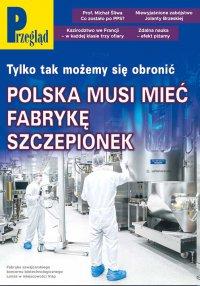 Przegląd nr 11/2021 - Jerzy Domański