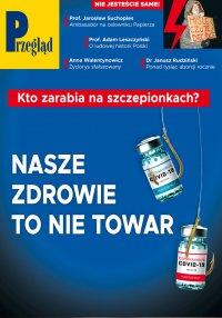 Przegląd nr 6/2021 - Jerzy Domański