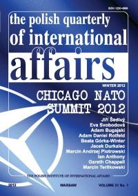 The Polish Quarterly of International Affairs 1/2012 - Kacper Rękawek