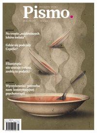 Pismo. Magazyn Opinii 04/2021 - Karolina Lewestam