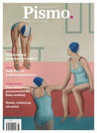 Pismo. Magazyn Opinii 08/2021 - Opracowanie zbiorowe