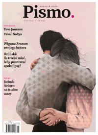 Pismo. Magazyn Opinii 07/2019 - Marcin Wicha