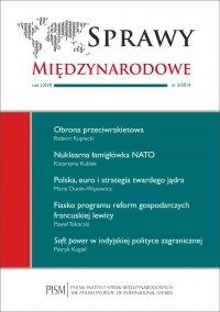 Sprawy Międzynarodowe 3/2014 - Katarzyna Kubiak