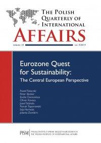 The Polish Quarterly of International Affairs 3/2014 - Endre Domonkos