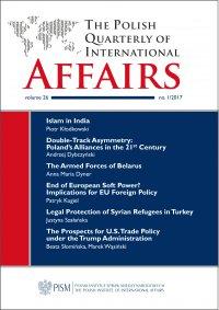 The Polish Quarterly of International Affairs, no 1/2017 - Opracowanie zbiorowe