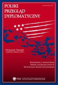 Polski Przegląd Dyplomatyczny 1/2017 - Elżbieta Maria Minczakiewicz
