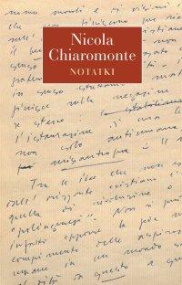Notatki - Nicola Chiaromonte