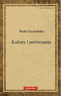 Kultury i porównania - Beata Szymańska