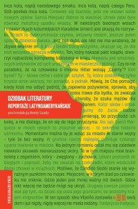 Dziobak literatury. Reportaże latynoamerykańskie - Beata Szady