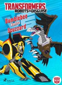 Transformers. Robots in Disguise. Bumblebee kontra Scuzzard - John Sazaklis