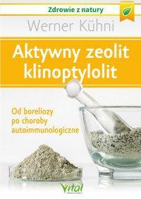Aktywny zeolit - klinoptylolit. Od boreliozy po choroby autoimmunologiczne - Werner Kuhni