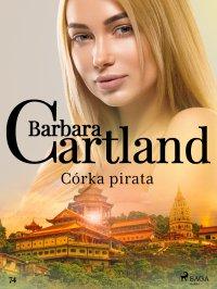 Córka pirata - Barbara Cartland