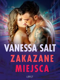 Zakazane miejsca - pięć gorących opowiadań erotycznych - Vanessa Salt