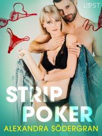 Strip poker - opowiadanie erotyczne - Alexandra Södergran
