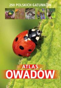 Atlas owadów. 250 polskich gatunków - Jacek Twardowski