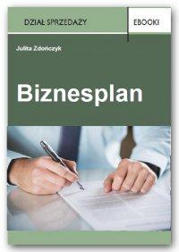 Biznesplan - Julita Zdończyk