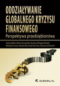 Oddziaływanie globalnego kryzysu finansowego. Perspektywa przedsiębiorstwa - Joanna Błach