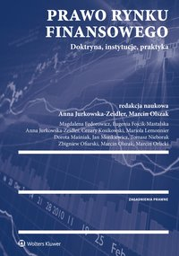 Prawo rynku finansowego - Eugenia Fojcik-Mastalska