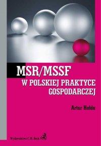 MSR/MSSF w polskiej praktyce gospodarczej - Artur Hołda