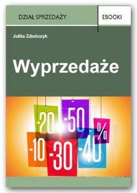Wyprzedaże - Julita Zdończyk