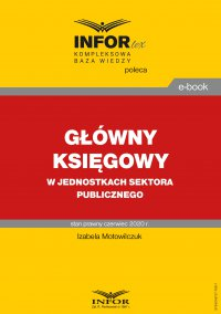 Główny księgowy w jednostkach sektora publicznego - Izabela Motowilczuk