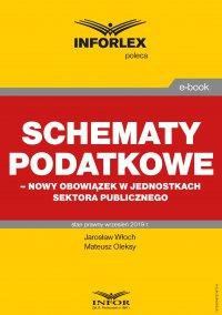 Schematy podatkowe – nowy obowiązek w jednostkach sektora publicznego - Jarosław Włoch