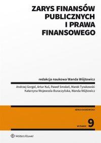 Zarys finansów publicznych i prawa finansowego - Andrzej Gorgol
