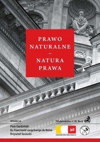 Prawo naturalne - natura prawa - Piotr Dardziński