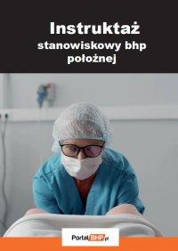 Instruktaż stanowiskowy bhp położnej - Agnieszka Gawrońska