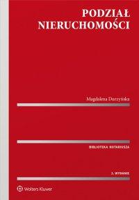 Podział nieruchomości - Magdalena Durzyńska