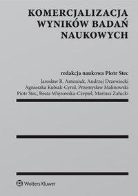 Komercjalizacja wyników badań naukowych - Beata Więzowska-Czepiel