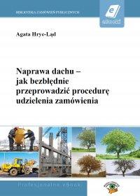 Naprawa dachu – jak bezbłędnie przeprowadzić procedurę udzielenia zamówienia - Agata Hryc-Ląd
