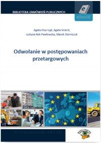 Odwołanie w postępowaniach przetargowych - Agata Hryc-Ląd