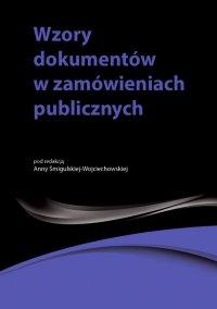 Wzory dokumentów w zamówieniach publicznych - Agata Hryc-Ląd