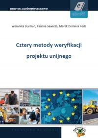 Cztery metody weryfikacji projektu unijnego - Weronika Burman