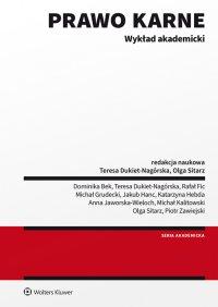 Prawo karne. Wykład akademicki - Teresa Dukiet-Nagórska