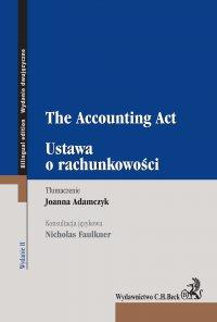 Ustawa o rachunkowości. The Accounting Act - Joanna Adamczyk