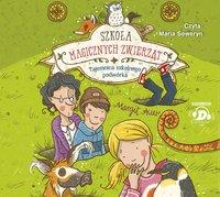 Szkoła magicznych zwierząt. Tajemnica szkolnego podwórka - Margit Auer