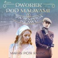 Dworek pod Malwami 5 - Tajemnica stawu - Marian Piotr Rawinis